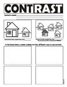 Principles of Design Art Worksheet - Bing Images