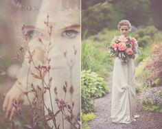 Summer garden wedding inspiration