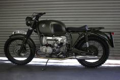 Virgil Great Escape BMW R75 Street Tracker