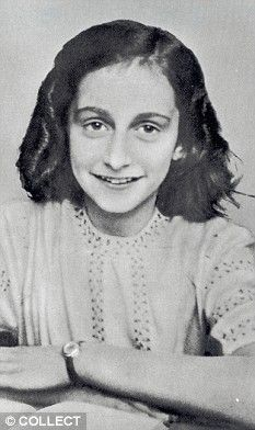 """The Diary of Anne Frank become one of the most important historical documents of the Second World War"""