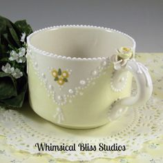 Whimsical Bliss Studios - Large Sunshine Cup