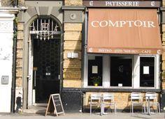 Le Comptoir Gascon in Farringdon. Wonderful traditional French fayre