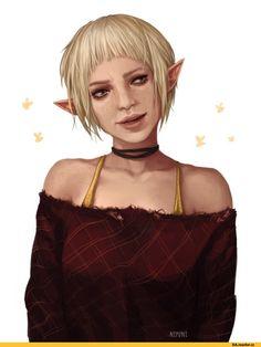 Сэра (DA),DA персонажи,Dragon Age,фэндомы,DAI