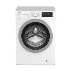 Избери Пералня със сушилня Beko HTV8633XS1, 8 кг пране/ 5 кг сушене, 1200 об/мин, Клас B, Дигитален дисплей, Бяла