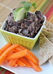 Healthy Girl's Kitchen: Short on Time, High on Deliciousness: Jill's Smashing Black Beans