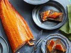 Alton's Smoked Salmon : Smoking isn't just for ribs. Follow Alton's lead to make fantastic smoked salmon at home.