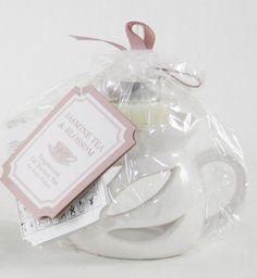 Teapot Burner With 2 Melts Candle Lanterns, Candles, Candle Burner, Teapot, Candle Holders, Perfume Bottles, Shabby Chic, Tea Pot, Porta Velas