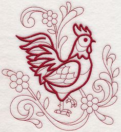 Doodle Rooster