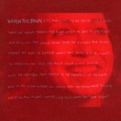 Fiona Apple - When t