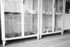 Best of the Past - Industrial vintage medical cabinets
