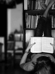 33 Reasons Why You're Addicted To Books