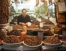 Great blog: The Art of Moroccan Cuisine, A Culture of Eating, Drinking, and Being Hospitable