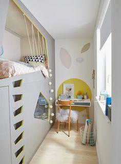 3 Provas de que a Cama Elevada pode ser uma Ótima Alternativa Baby Furniture Sets, Kids Furniture, Kids Bedroom, Bedroom Decor, Kids Rooms, Bedroom Ideas, Baby Room Themes, Kids Room Design, Bedroom Storage