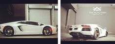 """Losing his job and getting a divorce from his wife hasn't slowed Chad Johnson's car-loving ways. The former Miami Dolphins receiver shared pictures of a Lamborghini Aventador on his Instagram with the captions, """"Just grab the new Lamborghini Aventador,"""" and """"Loving my new toy."""" The price tag on the top of the line sports car? The MSRP sits at a cool $376,000. http://sports.yahoo.com/blogs/nfl-shutdown-corner/unemployed-chad-johnson-drops-300k-car-220447833--nfl.html"""