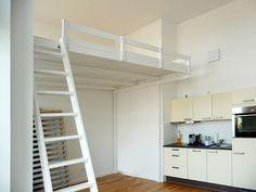 Etagenbett Eingebaut : Die 21 besten bilder von hochebene hochbett bedroom loft bunk