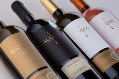 Augeo Wine Labels by the Labelmaker