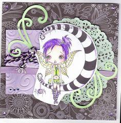 Creative Fingers DT Oddball Art
