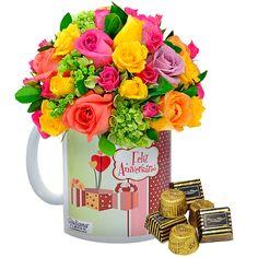 buque de flores aniversario - Pesquisa Google