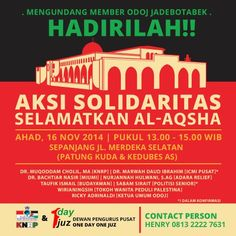 Solidaritas Al Aqsa - ODOJ