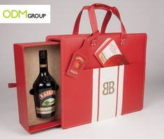 Marketing Gift – Bailey's Box Promotional Packaging