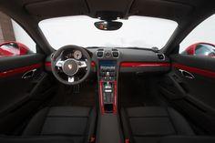 Cayman S : Le Concentré de Porsche