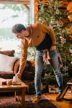 what to wear for a casual Christmas at home // shop men's hoodies here | Buckle Holiday Style, Holiday Fashion, Men's Hoodies, Mens Sweatshirts, What To Wear, Zip Ups, Casual Outfits, Man Shop, Pullover