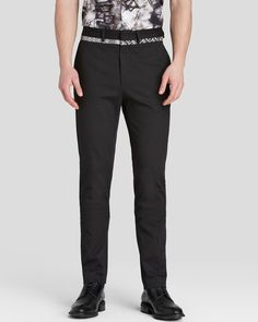 McQ Tuxedo Pants - Slim Fit