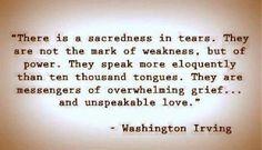 Tears # grief