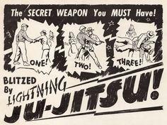 Lightning Ju-Jitsu!