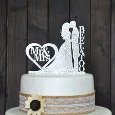 personalized wedding cake topper Wedding Decoration acrylic cake topper for wedding custom
