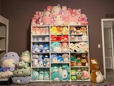 Kawaii Plush, Cute Plush, Num Noms Toys, Kawaii Turtle, Cool Fidget Toys, Cute Squishies, Kawaii Bedroom, Cute Room Decor, Cute Stuffed Animals