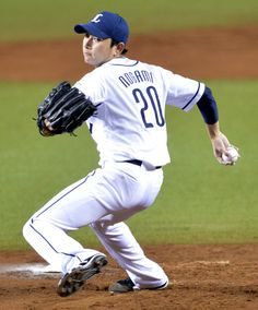 Ryouma Nogami picks up his 7th win of the season thanks to solid support from Lions offense, defense and bullpen at Seibu Dome on July 25, 2013 in Tokorozawa, Saitama.