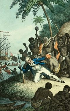 Death of Captain James Cook (Hawaii)