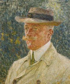 Portret Cyriel Buysse