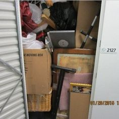 Unit Size: 5x10. #StorageAuction in Orlando (2127). Ends May 19th, 1:50PM PST (Los Angeles). Lien Sale.