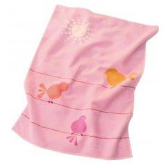 David Fussenegger Lena Birds - Pink (ORGANIC, Small)
