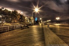 Alone On the Boardwalk