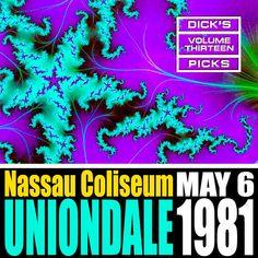 Nassau Coliseum, Cd Cover, Grateful Dead, Movie Posters, Film Poster, Billboard, Film Posters