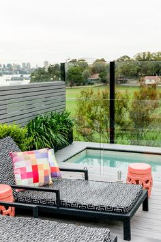 Une maison avec vue sur le Harbour Bridge à Sydney - PLANETE DECO a homes world