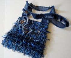 Your place to buy and sell all things handmade Denim Aprons, Casual Bags, Jeans, Crochet Necklace, Purses, Trending Outfits, Unique Jewelry, Projects, Etsy