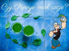 Bajkowa postać z czasów naszego dzieciństwa z pewnością wiedziała, co dobre. Co dobrego skrywa w sobie szpinak? To źródło żelaza, magnezu, witaminy K oraz manganu. Dba również o kondycję naszego wzroku i jest pomocny w profilaktyce nowotworowej. Bądź jak Popeye, jedz szpinak.  www.fitlinefood.com