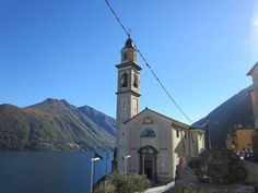 Como lake in November - Brienno