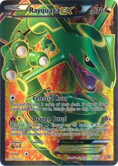 pokemon cards mega ex full art - Google Search
