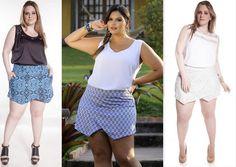moda plus size 2015 - Pesquisa Google