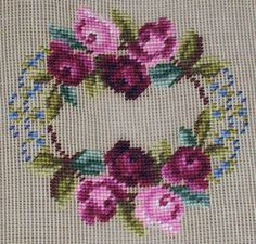 This Pin was discovered by Şen Cross Stitch Heart, Cross Stitch Borders, Cross Stitch Flowers, Cross Stitching, Cross Stitch Embroidery, Hand Embroidery, Embroidery Patterns, Cross Stitch Patterns, Cross Stitch Cushion