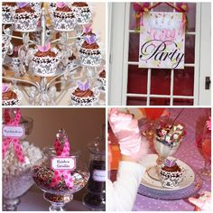 Great Fancy Nancy Party Ideas