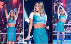 Claudia Leitte, The Voice Br    by http://figurinosdesucesso.blogspot.com.br/2012/10/the-voice-look-claudia-leitte-quinto.html