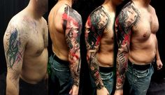 cover up tattoos for women - Google Search