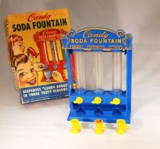 vintage candy & soda   Candy Soda Fountain VINTAGE Par Beverage Corp ...   Two Scoops Of Vin ...