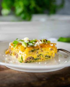 Two of My Favorite Ground Beef Recipes - Boxwood Ave Dinner Recipes Easy Quick, Quick Easy Meals, Healthy Dinner Recipes, Breakfast For Dinner, Breakfast Dishes, Mushroom Sauce For Burgers, Spinach Stuffed Mushrooms, Stuffed Peppers, Egg Bake Casserole